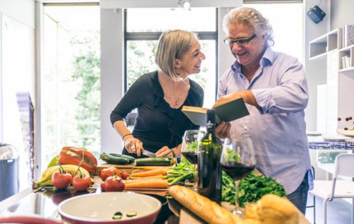 Les bienfaits de la cuisine-thérapie